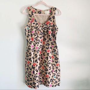 Kate Spade Bette Colorful Cheetah Leopard Dress 6
